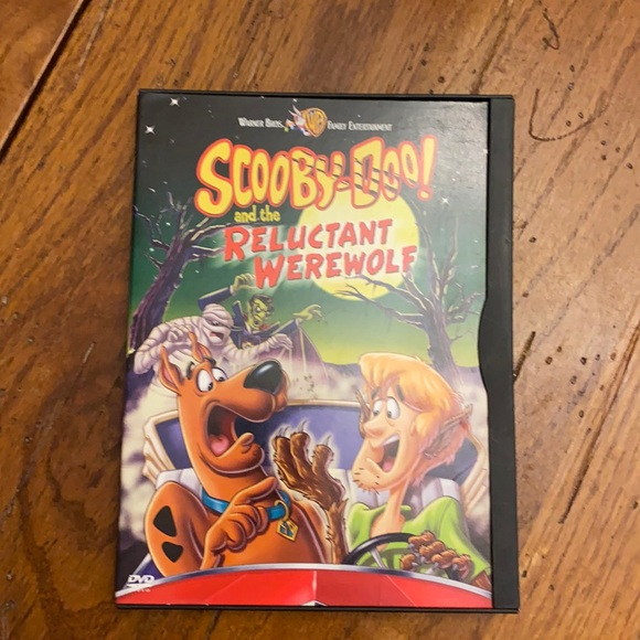 📀 Scooby Doo, and the Reluctant Werewolf